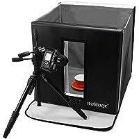 Walimex 16638 kit para cámara - Accesorio para cámara (6,8 kg, 60 cm, 600 mm, 600 mm, Negro)