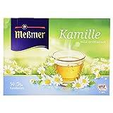 Meßmer Kamille, 50 Teebeutel, 75g