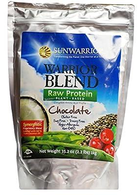 Sunwarrior Warrior Blend Chocolate 1000g x 1 from SUNWARRIOR