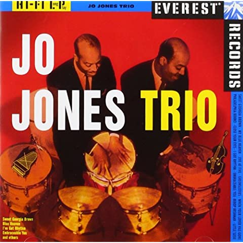 Jo Jones Trio New York 1959