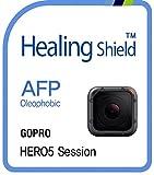 Healingshield Schutzfolie Displayschutz Screen Protector Oleophobic AFP Clear Film for Gopro Camera Hero 5 Session [2pcs]