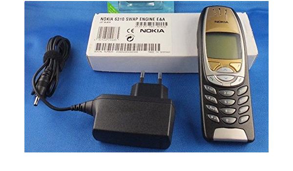 Original Nokia Phone Handy 6310 Schwarz Absolut Neu Jet Elektronik