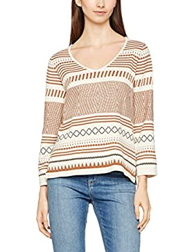 Vila Vinordic Short Knit Top Mujer Multicolor