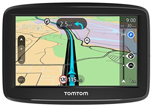 TomTom Start 42 CE Navigationssystem ( 4.3 Zoll Display,starrer Monitor, 16:9,Kontinent-Ausschnitt )