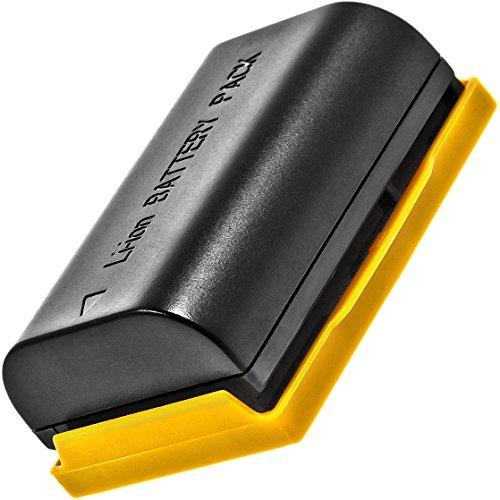 Qualitäts Power Akku 1900 mAh ersetzt LP-E6 LPE6 Minadax® für Canon 70D 60D 60Da 7D 7D Mark II, 6D 5D Mark III, 5D Mark II - Intelligentes Akkusystem mit Chip