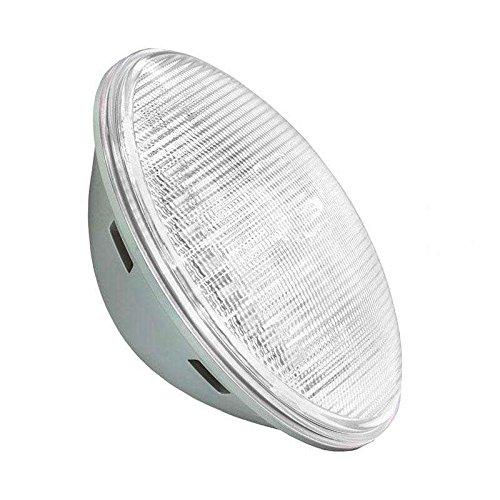 Ledbox Lámpara Led para Piscinas GX53, 30 W, Blanco Frío
