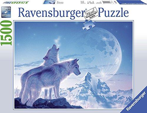 Ravensburger 16208 - Puzzle Il Canto del Tramonto, 1500 Pezzi