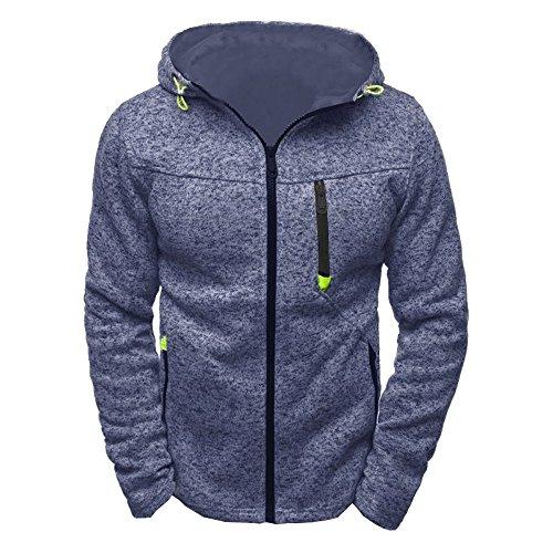 Clearance Sale [M-2XL] ODRDღ Hoodie Pullover Männer Sweatshirt Sweater Herren Mantel Coat Outwear Sweatjacke Daunenjacke Kapuzenpulli Langarmshirts Jacke Anzug Blazer Winterjacke Overcoat Lederjacke