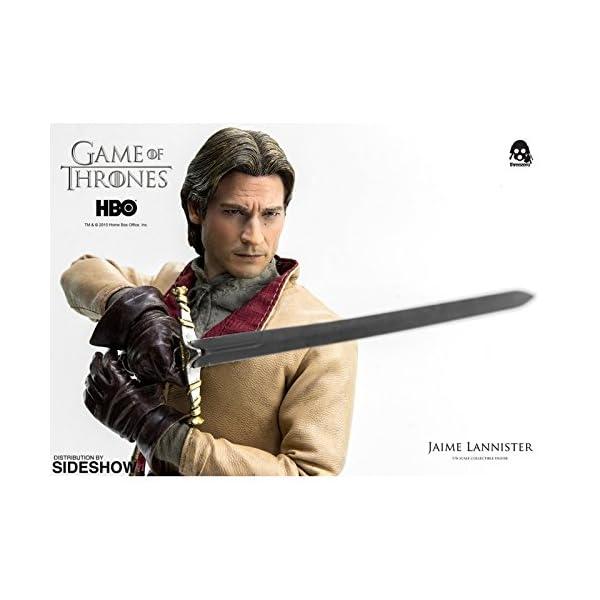 Figura de colección Three Zero Game of Thrones: Jaime Lannister (1/6) 4