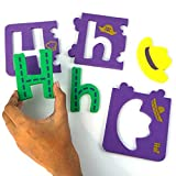 #10: Imagimake Alpha Puzzle - Self-Correcting Puzzle To Learn Alphabets From A To Z - 6 Mm Foam