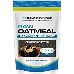 Raw Physique Oat Meal Suplemento - 700 gr