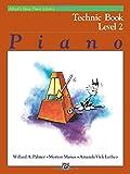 Alfred's Basic Piano Technic Book Lvl 2 --- Piano - Palmer, Manus & Lethco --- Alfred Publishing