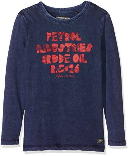 Petrol Industries Tlr728, Felpa Bambino, Bleu (Dar Indigo), 4 Anni