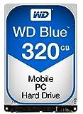 Festplatte, 6,35 cm SATA6GBPS 320 GB 7 mm blau, WD