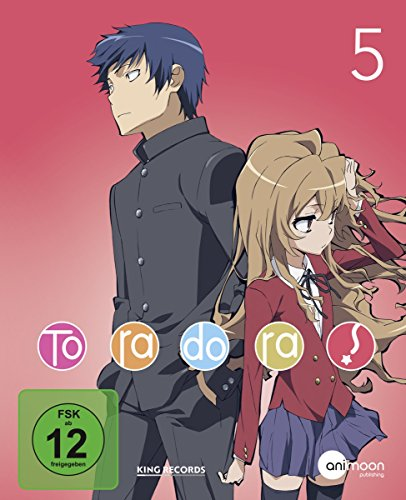 Toradora! Vol. 5 - Limited Steelbook Edition [Blu-ray]