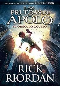 El oráculo oculto par Rick Riordan