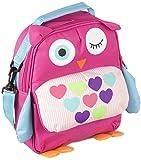 My Doodles Universal Kinderrucksack Kindergartentasche für Schulkinder mit süsser Eulen-Figur und Inneren Tasche für 6-8 Zoll (15,24 - 20,32 cm) Tablets