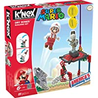 K'NEX 33131D - Set di costruzioni Super Mario Enemy Serie 1 Dry Bones