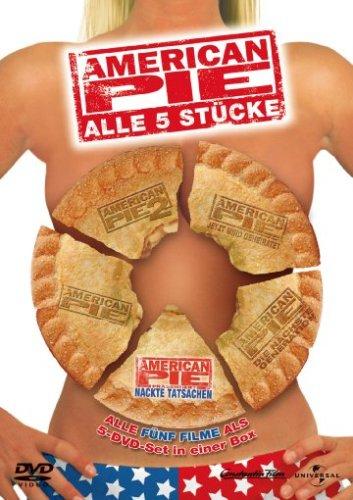 American Pie - Alle 5 Stücke [5 DVDs] (Pie Box)