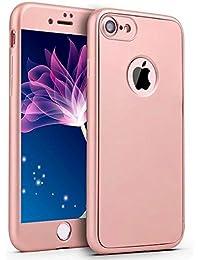 Preisvergleich für Vectady für iPhone SE / iPhone 5S / iPhone 5 Hülle, Silikon Handyhülle Transparent Durchsichtig Full Body Case...