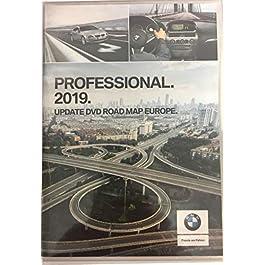 BMW Navigatore DVD 2019 Europa Professional Mappe Serie 1,3 e 5