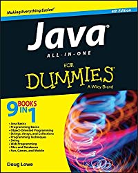 [(Java All-in-One For Dummies)] [By (author) Doug Lowe] published on (April, 2014)