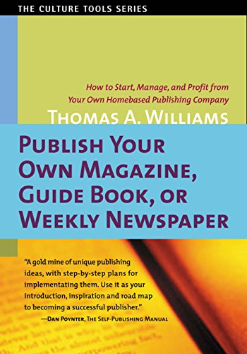 Publish Your Own...