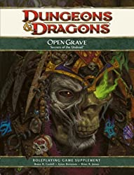 Open Grave: Secrets of the Undead: A 4th Edition D&D Supplement by Bruce R. Cordell (2009-01-20)