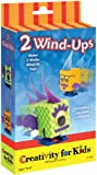 Creativity For Kids Mini Kit 2 Wind-ups