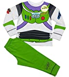Boy's Toy Story WOODY Cowboy Costume Novelty Pyjamas 1.5-2,2-3,3-4,4-5 Years