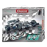 Carrera Go!!! - 20062364 - Circuit - Silver Stars...