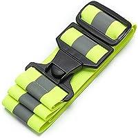 Radiancy Inc AYKRM 5 colors optional High Visibility Waist Belt,Reflective Running Gear,Running belt
