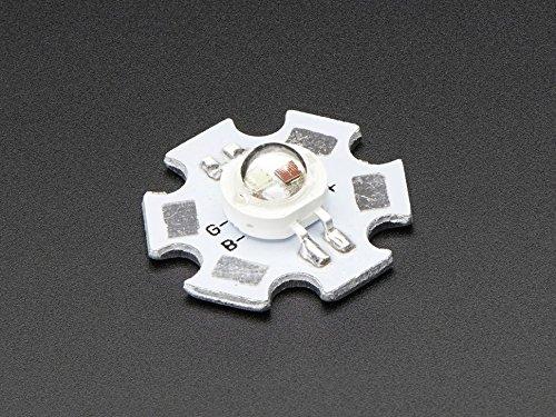 Adafruit 3W-9W RGB LED - Common Anode [ADA2524]