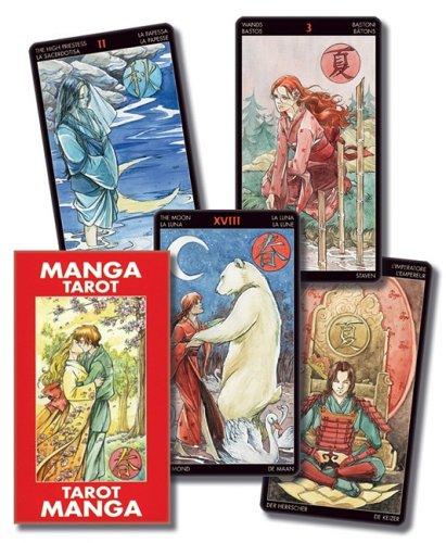 Descargar Libro Manga Mini Tarot de Lo Scarabeo