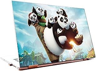 Tamatina Laptop Skins 15.6 inch - Kung Fu Panda - Cartoons - Movie Skins - Hd Quality - Dell-Lenovo-HP-Acer