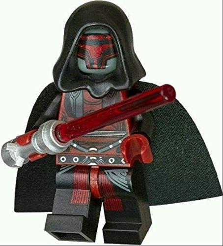 Minifigura compatible con Lego Star Wars Darh Revan