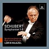 Schubert: Las 8 sinfonias