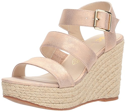 BC Footwear Damen Snack Bar, Rose Gold, 39.5 EU Rose Snack