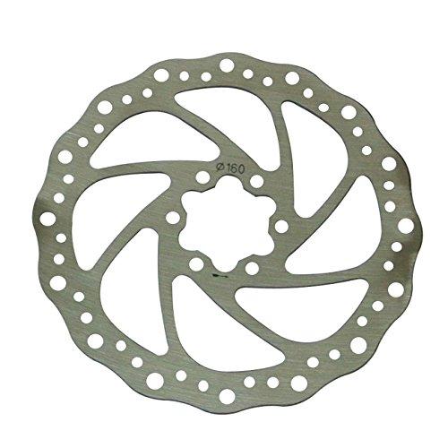 JRL Frein à disque mécanique 160mm Rotors 44mm mécanique VTT bicyclettes randonnée à vélo