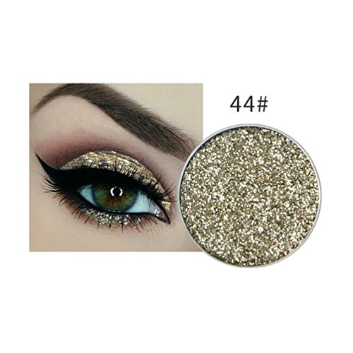 Luckhome Lidschatten Beautiful Mineral Eyeshadow Farbe farbbrilliant langanhaltend Natural...