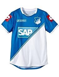 Lotto Sport Jungen Kurzarm-Shirt Jersey Home Hoff 14 JR