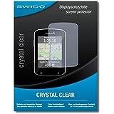 """2 x SWIDO® protecteur d'écran Garmin Edge Explore 820 film protecteur feuille """"CrystalClear"""" invisible"""