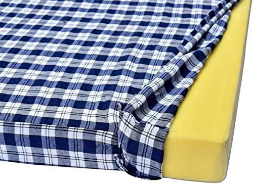SUGANDHA Pure Pu Foam Mattresses 2 inch Single PU Foam Mattress (Extraordinarily Soft Cum Foldable) Image 4
