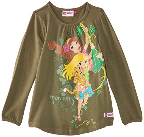 Legowear Girls Friends Theodora 805 Long Sleeve Top