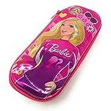 Parteet 8D Multipurpose Stationery/Pencil Pouch (Barbie), (8D Pouch 1 Piece (Barbie))