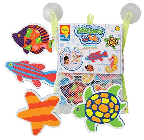 ALEX Toys - Pegatinas para el baño con tema de la playa (633W)
