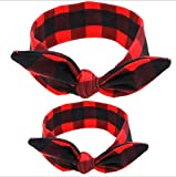 LZHA Baby Und Mutter Stirnbänder Turban Geknotete Haarbänder Haarschleife Für Babys Neugeborene Kleinkinder Kinder Kinder,Style1