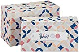 Amazon Brand -  Presto! 3-ply Facial Tissues - (Pack of 12)