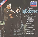 Puccini : La Bohème (extraits)