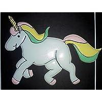 Celebrate Shop Extra-Large Puffy Unicorn Sticker